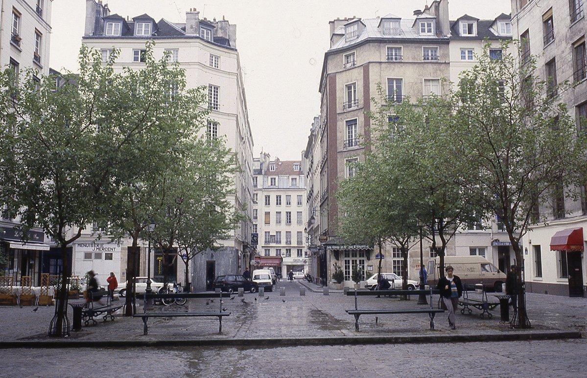 Paris Chillida Joaquin Montero