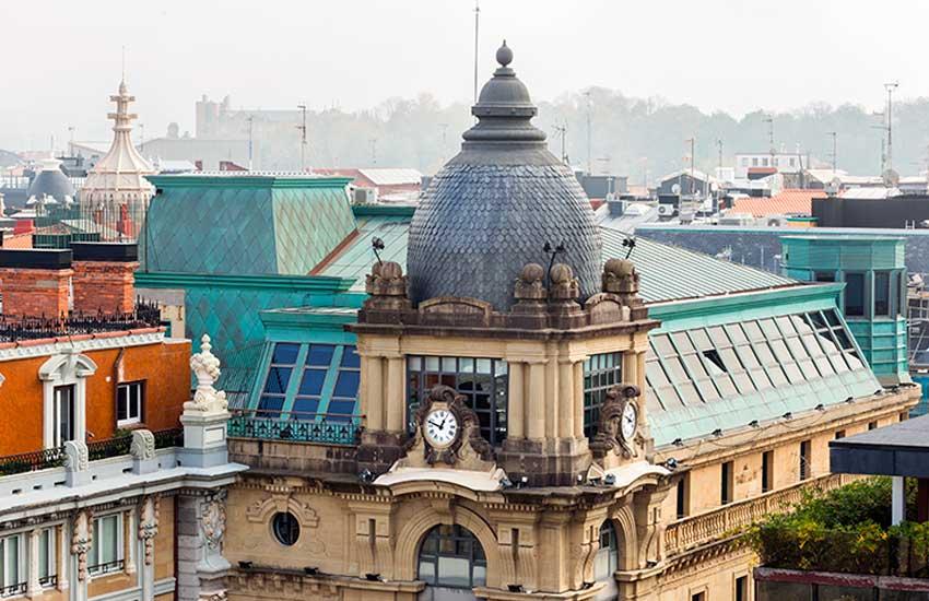 Banco Guipuzcoano Edificio Donostia
